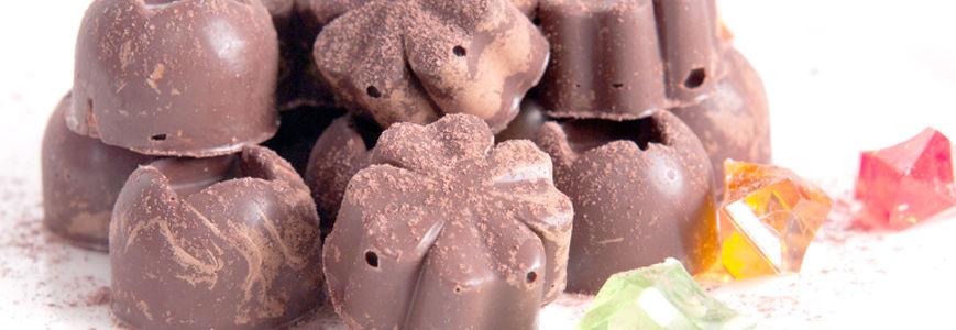 Bomboane ciocolata