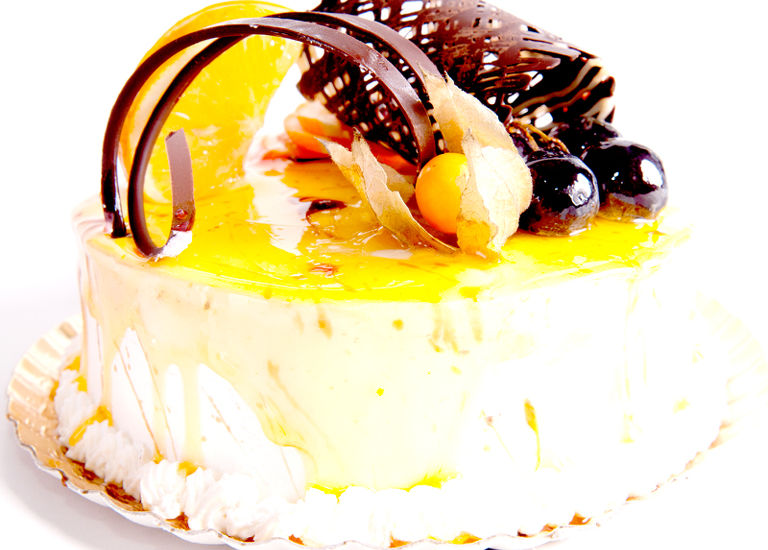 Tort fructe