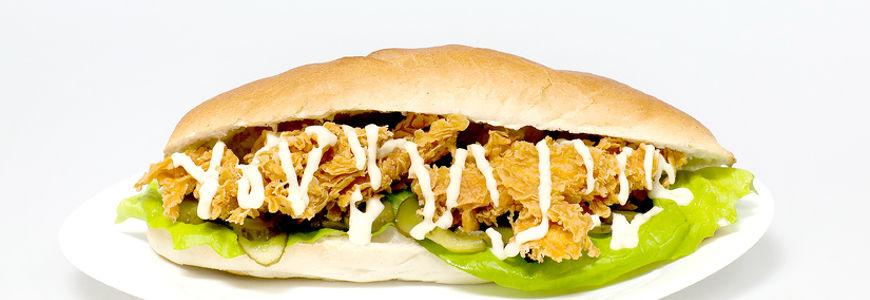 Sandwich Pui Strips