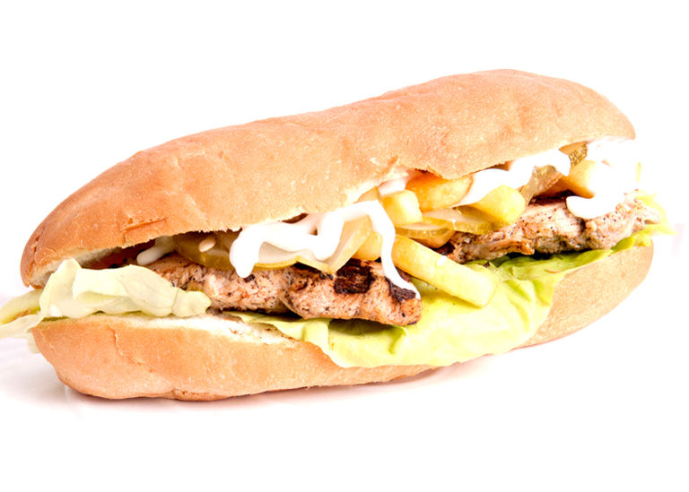 Sandwich Pui Grill
