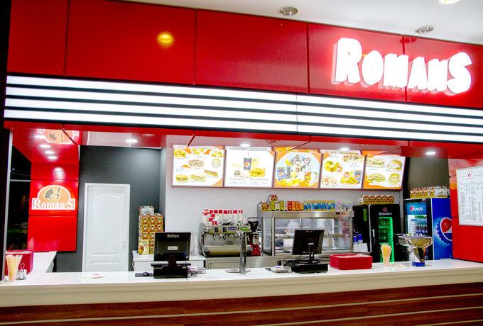 roman's alba mall